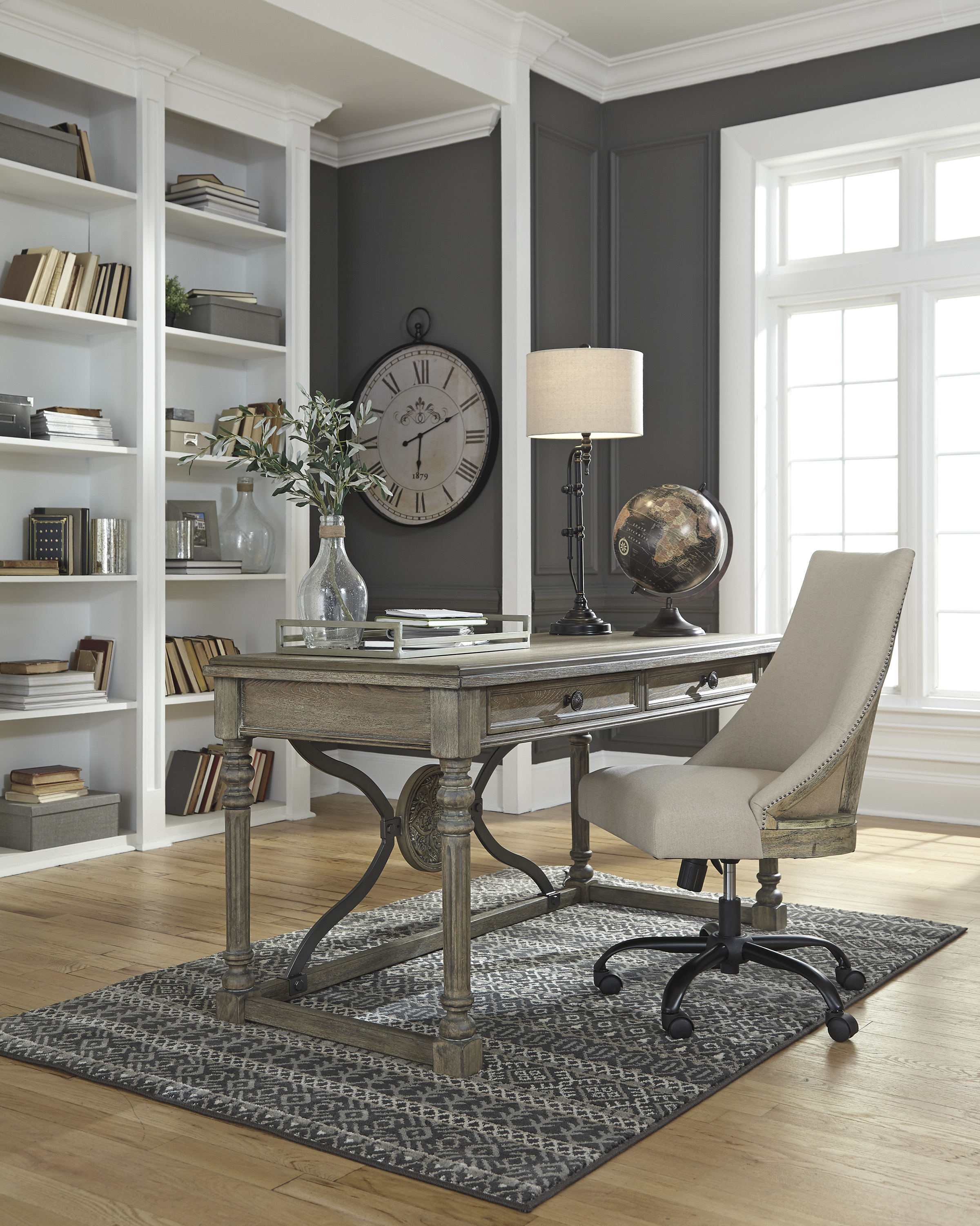 Ashley H779 Desk